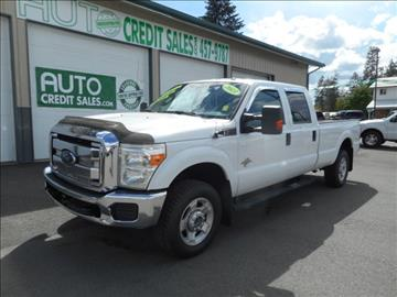 2013 Ford F-350 Super Duty for sale in Hayden, ID