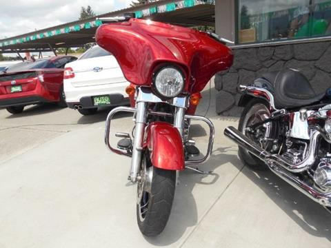 2012 Harley-Davidson FLHXI for sale in Post Falls, ID