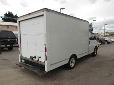 2012 GMC Savana Cutaway for sale in Post Falls, ID