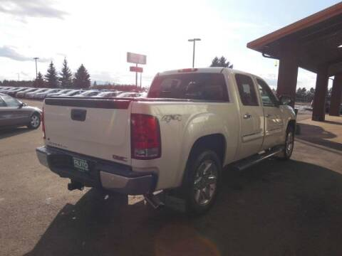 2013 GMC Sierra 1500 SLT for sale at Auto Credit Sales in Post Falls ID