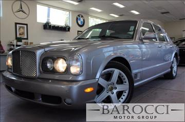 2003 Bentley Arnage for sale in Richmond, CA
