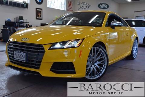 2016 Audi TTS for sale in Richmond, CA