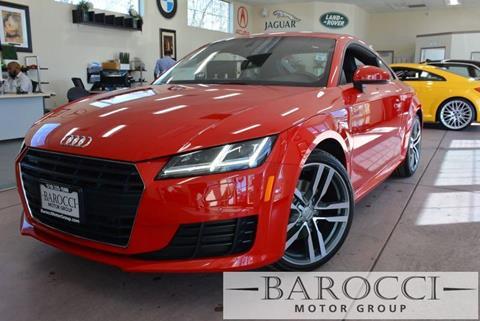 2016 Audi TT for sale in Richmond, CA