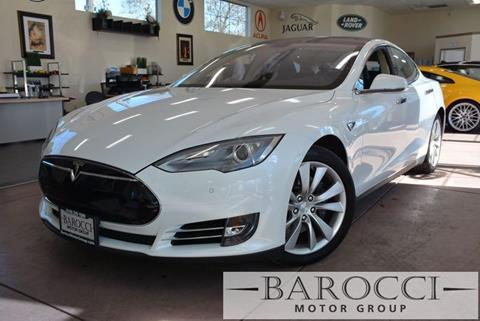 2013 Tesla Model S for sale in Richmond, CA