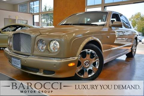Bentley Arnage For Sale Carsforsale