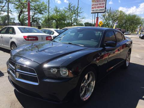 2011 Dodge Charger for sale at Morelia Auto Sales & Service in Maywood IL