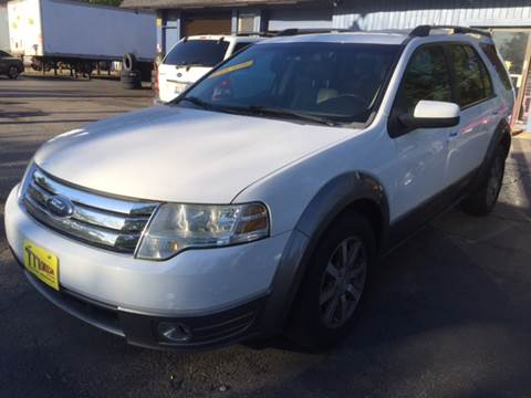 2008 Ford Taurus X for sale at Morelia Auto Sales & Service in Maywood IL