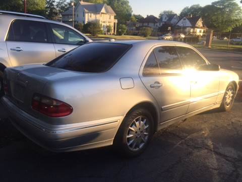 2001 Mercedes-Benz E-Class for sale at Morelia Auto Sales & Service in Maywood IL