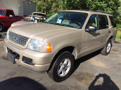 2004 Ford Explorer for sale at Morelia Auto Sales & Service in Maywood IL