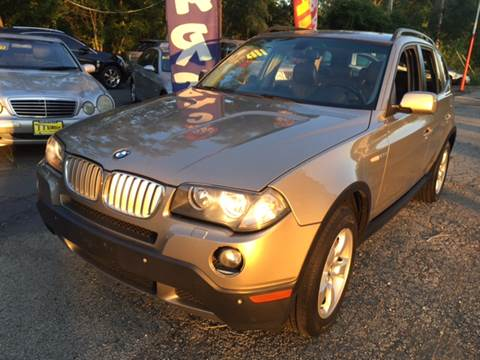 2007 BMW X3 for sale at Morelia Auto Sales & Service in Maywood IL
