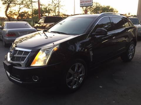 2010 Cadillac SRX for sale at Morelia Auto Sales & Service in Maywood IL
