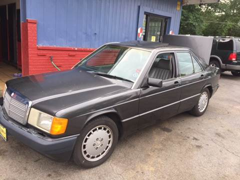 1993 Mercedes-Benz 190-Class for sale in Maywood, IL