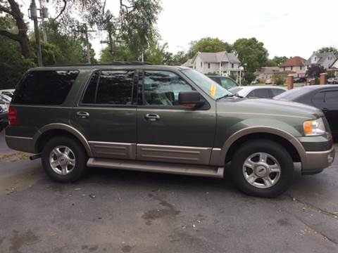 2003 Ford Expedition for sale at Morelia Auto Sales & Service in Maywood IL
