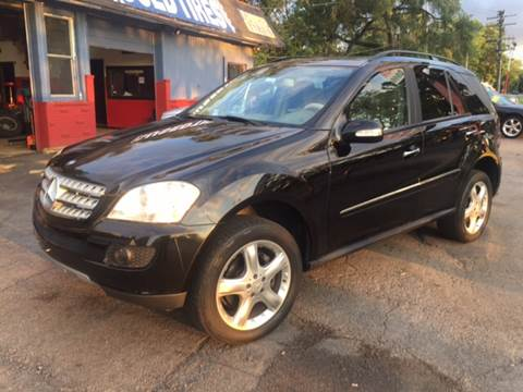 2008 Mercedes-Benz M-Class for sale at Morelia Auto Sales & Service in Maywood IL
