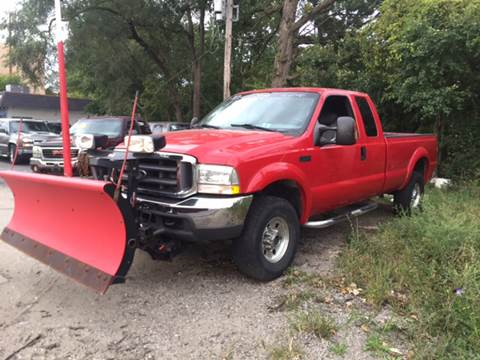 2004 Ford F-250 Super Duty for sale in Maywood, IL