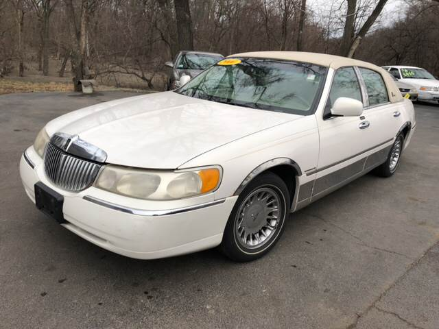2000 Lincoln Town Car Cartier L In Maywood Il Morelia Auto Sales