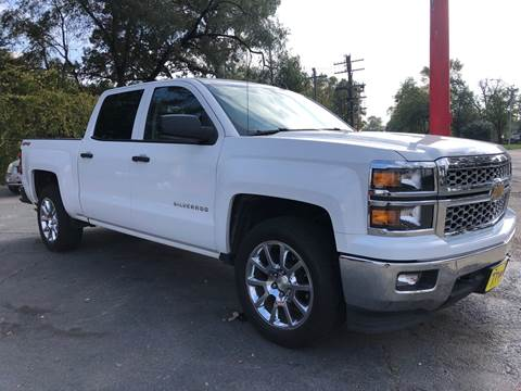 2014 Chevrolet Silverado 1500 for sale in Maywood, IL