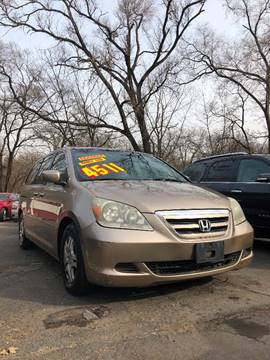 2006 Honda Odyssey for sale in Maywood, IL