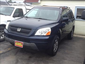 2004 Honda Pilot for sale in Abington, MA