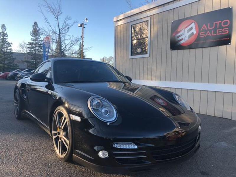 2011 Porsche 911 For Sale At S \u0026 R Auto Sales In West Sacramento CA