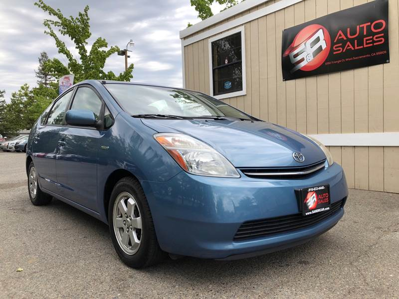 2007 Toyota Prius For Sale At S U0026 R Auto Sales In West Sacramento CA