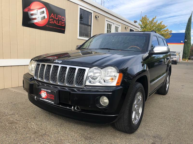 2006 Jeep Grand Cherokee For Sale At S U0026 R Auto Sales In West Sacramento CA