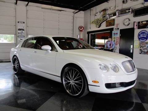 Bentley Continental Flying Spur For Sale  Carsforsalecom