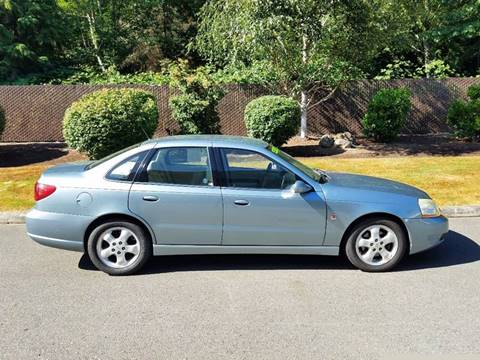 2003 Saturn L-Series for sale at Money Man Pawn (Auto Division) in Black Diamond WA