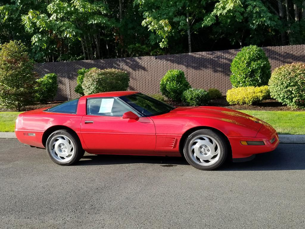 1996 Chevrolet Corvette for sale at Money Man Pawn (Auto Division) in Black Diamond WA