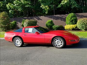 1996 Chevrolet Corvette for sale at Money Man Pawn (Auto Division) in Black Diamond WA