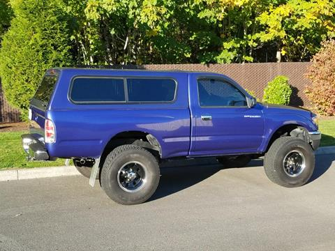 1996 Toyota Tacoma for sale at Money Man Pawn (Auto Division) in Black Diamond WA