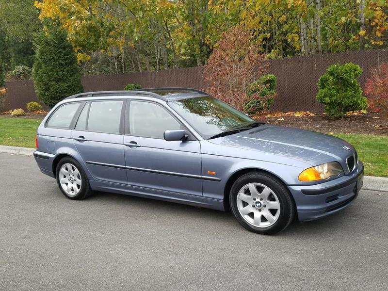 2000 BMW 3 Series for sale at Money Man Pawn (Auto Division) in Black Diamond WA