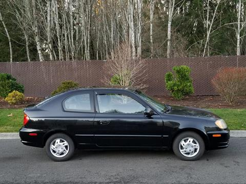 2004 Hyundai Accent for sale at Money Man Pawn (Auto Division) in Black Diamond WA