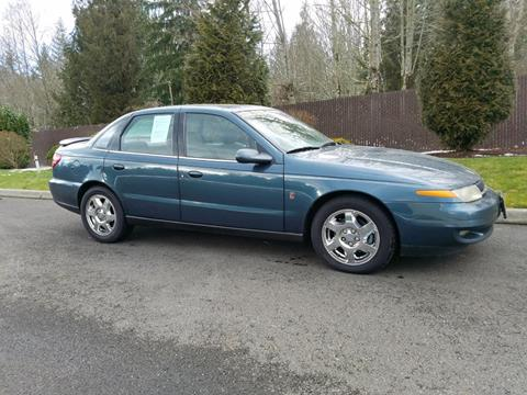 2002 Saturn L-Series for sale at Money Man Pawn (Auto Division) in Black Diamond WA