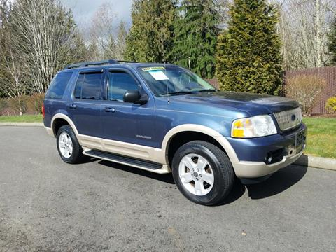 2005 Ford Explorer for sale at Money Man Pawn (Auto Division) in Black Diamond WA