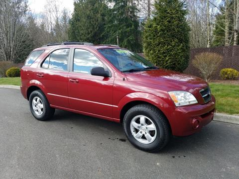 2006 Kia Sorento for sale at Money Man Pawn (Auto Division) in Black Diamond WA