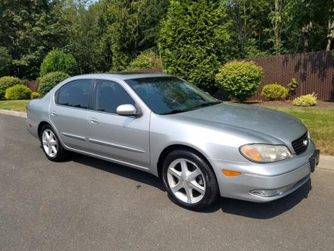 2003 Infiniti I35 for sale at Money Man Pawn (Auto Division) in Black Diamond WA