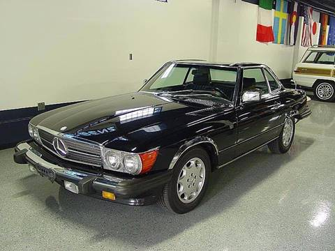 1989 Mercedes-Benz 560-Class for sale in Colorado Springs, CO
