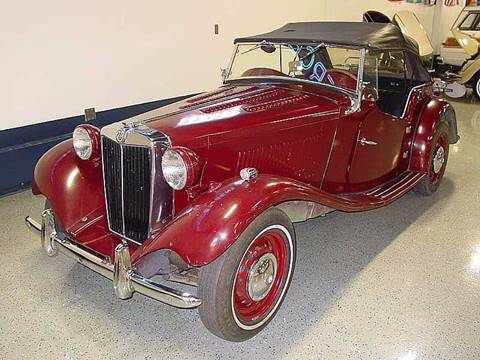 1952 MG TD for sale in Colorado Springs, CO
