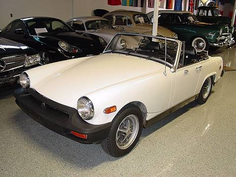 1978 MG Midget for sale in Colorado Springs, CO