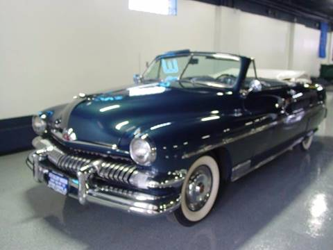 1951 Mercury Convertible for sale in Colorado Springs, CO
