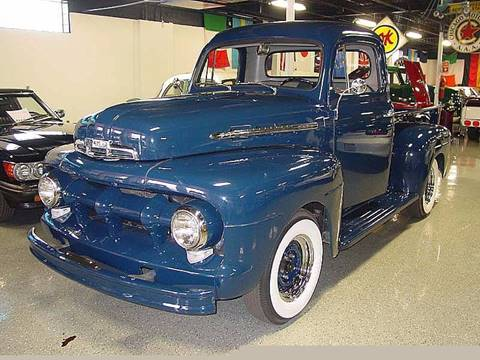 1951 Ford F-100 for sale in Colorado Springs, CO