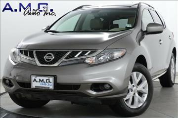 2012 Nissan Murano for sale in Somerville, NJ