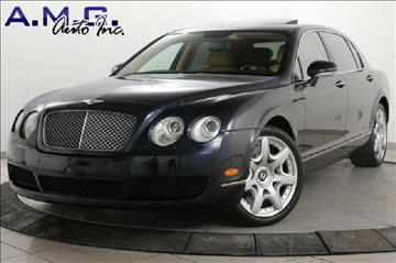 2007 Bentley Continental Flying Spur for sale in Somerville, NJ