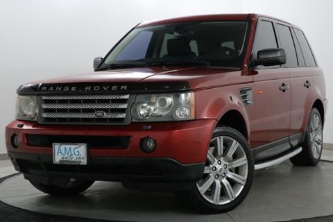 2008 Land Rover Range Rover Sport for sale in Somerville, NJ