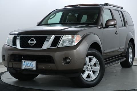 2008 Nissan Pathfinder for sale in Somerville, NJ