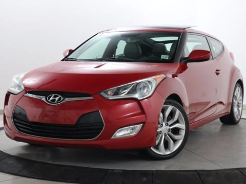 2012 Hyundai Veloster for sale in Somerville, NJ