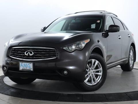 2010 Infiniti FX35 for sale in Somerville, NJ