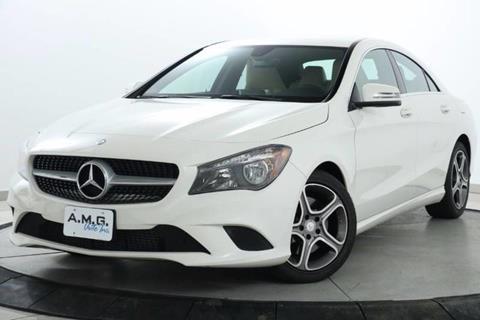 2014 Mercedes-Benz CLA for sale in Somerville, NJ