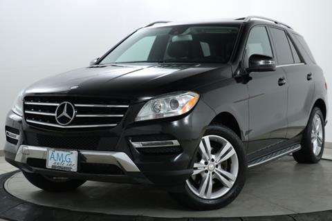 2014 Mercedes-Benz M-Class for sale in Somerville, NJ